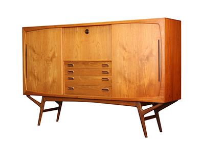Credenza Moderna Anni 60 : Dove comprare mobili danesi anni casafacile