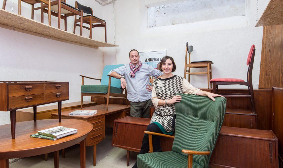 Credenza Danese Anni 50 : Dove comprare mobili danesi anni 50 casafacile