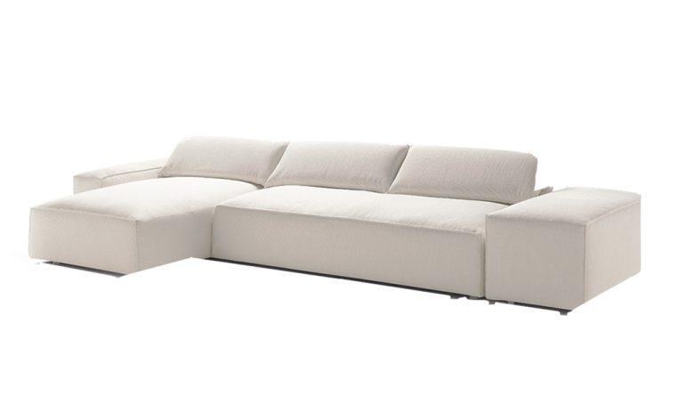 Soggiorno stile minimale