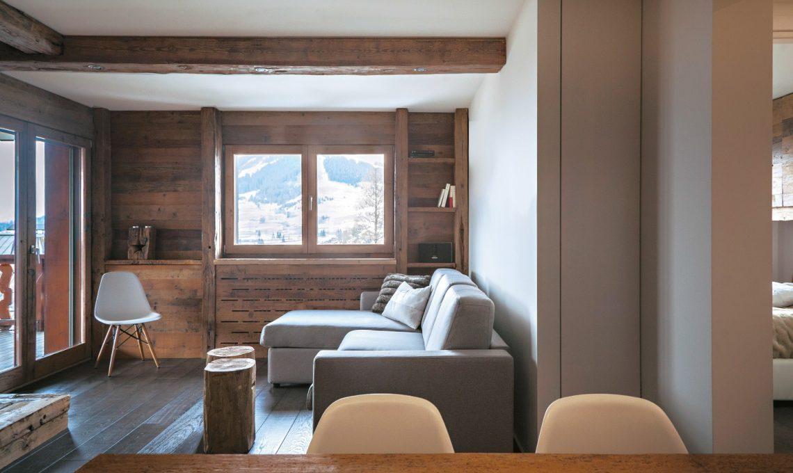 Case di montagna soluzioni e idee per una mini casa casafacile - Arredamento casa in montagna ...
