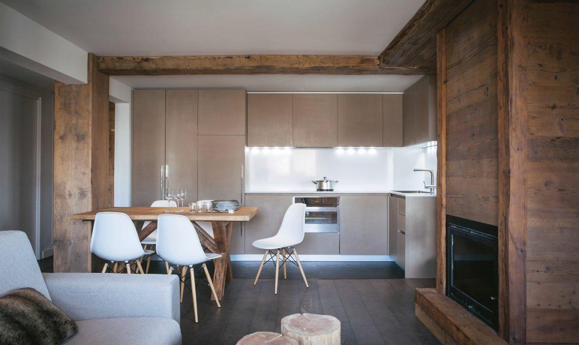 Case di montagna soluzioni e idee per una mini casa for Arredamento per case piccole