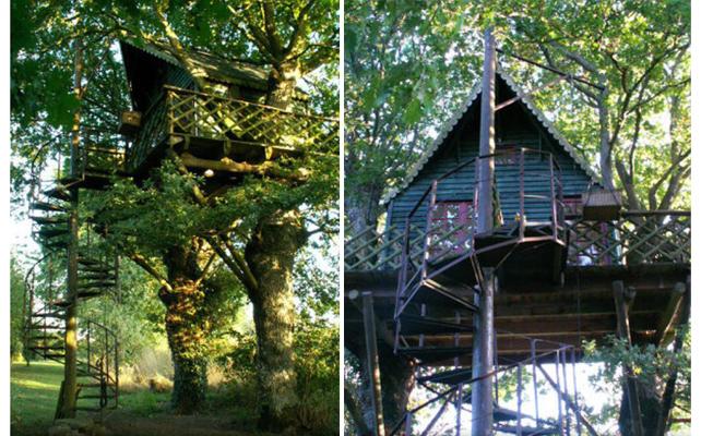 La mia casa sull'albero