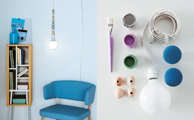 Come realizzare una lampada fai da te