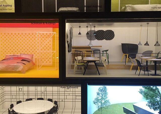 Supermodel: un secolo di design olandese riprodotto con la stampante 3D. Da vedere!!!! #fuorisalonecf #venturalambrate www.duchdesignsupermodels.com