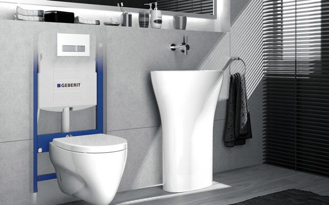 Ristrutturare il bagno in 3 budget casafacile for Sanitarios empotrados