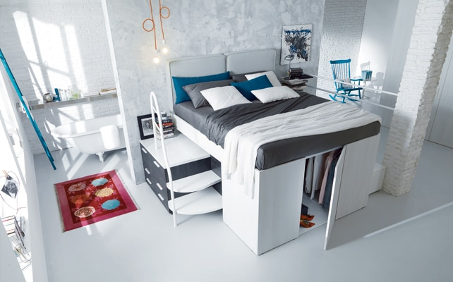 Cabina Armadio Con Xbox One : Emejing armadio con letto images amazing house design