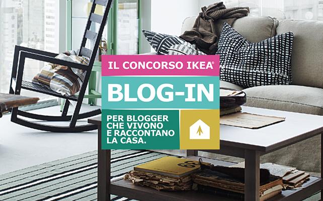 Ecco i vincitori del concorso IKEA Blog-in