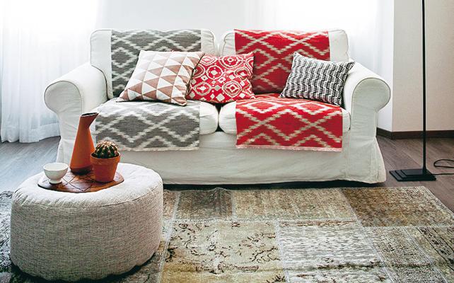 3 stili per un divano