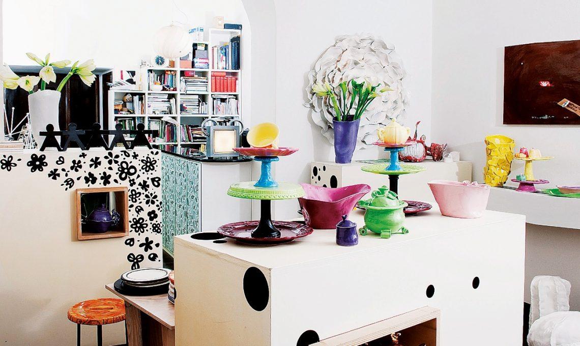 Atmosfera vintage tra negozio e casa casafacile