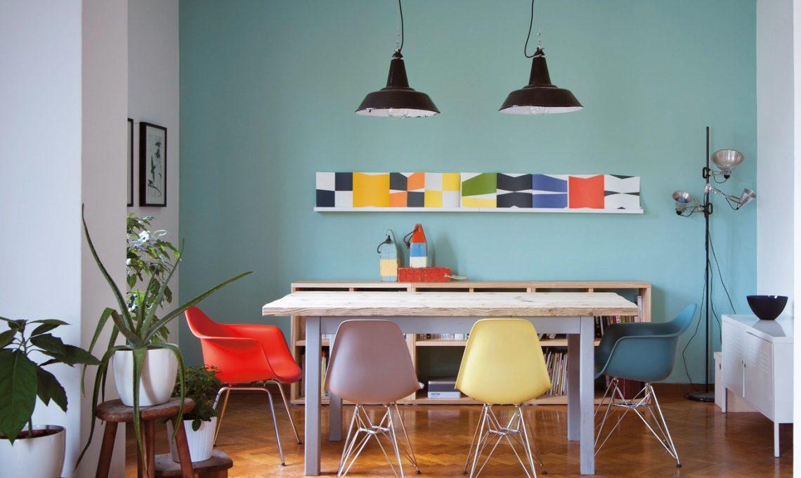Rinnovare con colori e basso budget casafacile for Piani di casa a basso budget