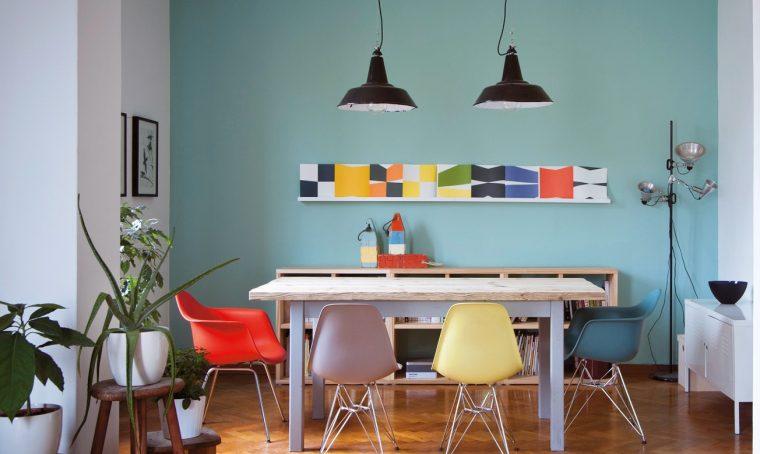 Rinnovare con colori e basso budget