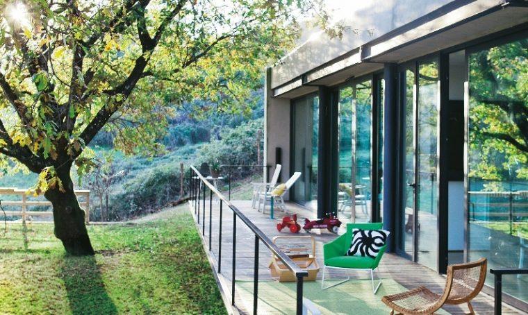 Una casa nel verde