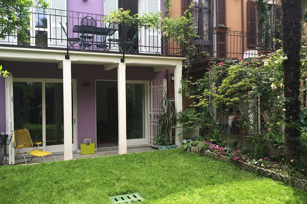 Progetto piccolo giardino rettangolare - Progetto giardino piccolo ...
