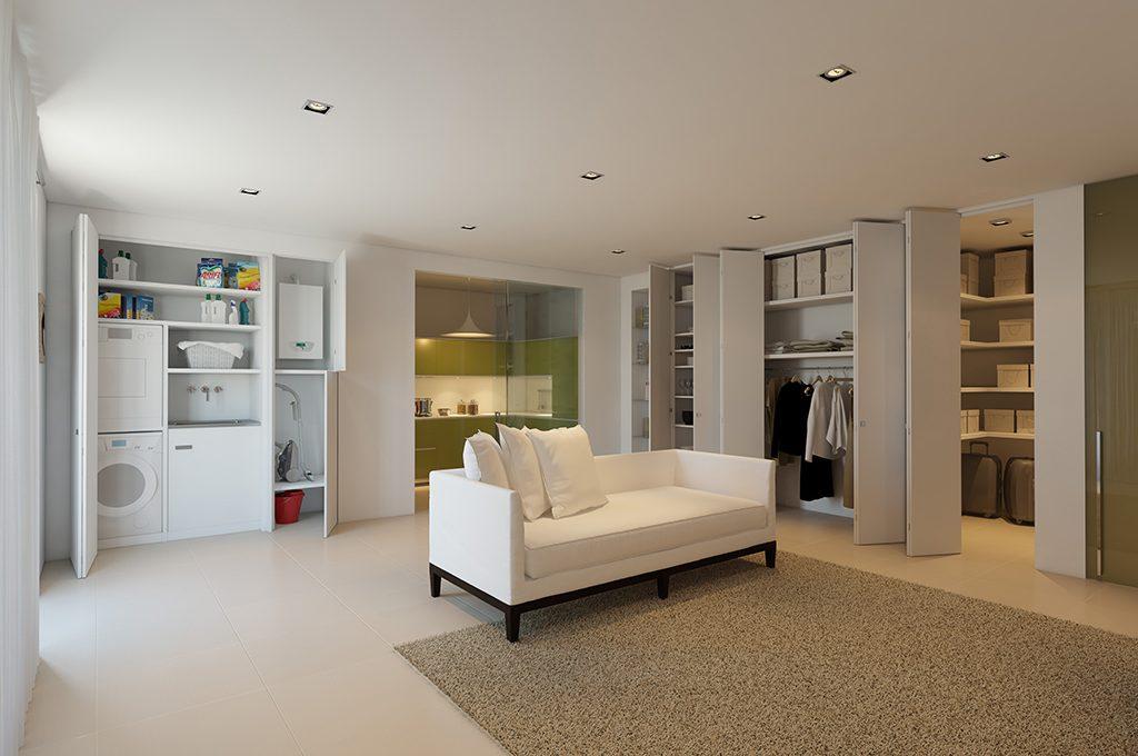 Mobili geniali per piccole case casafacile for Case piccole soluzioni