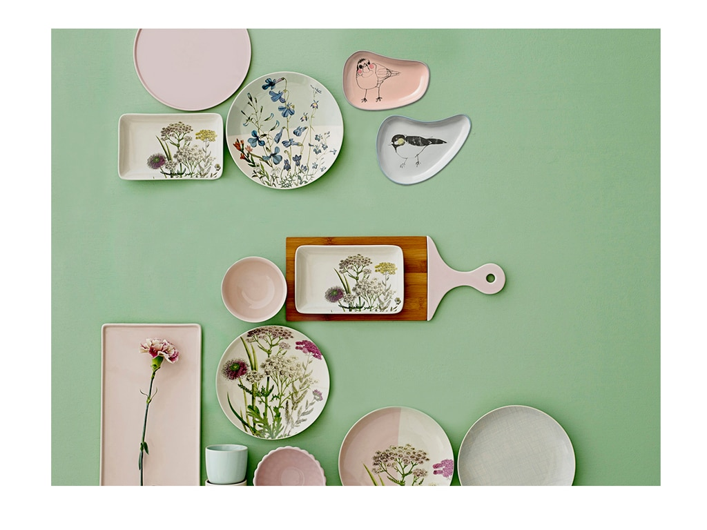 Come Appendere Piatti In Ceramica appendi i piatti al muro! - casafacile