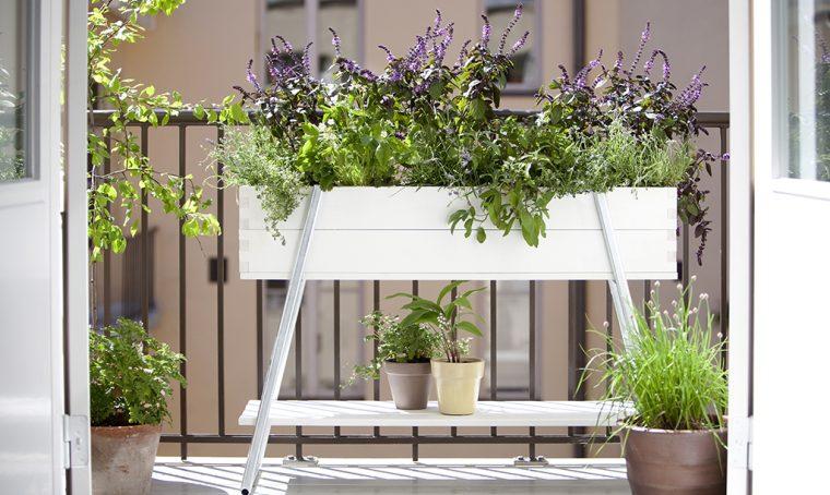 Balcone piccolo? 12 idee per spazi small