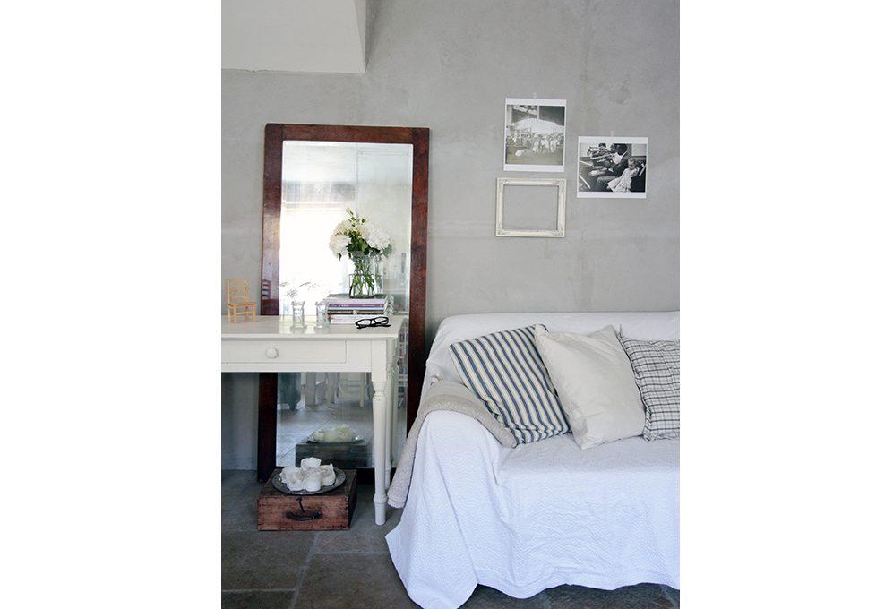 Il soggiorno in stile shabby chic - CASAfacile
