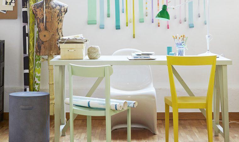 Organizzare la craft room