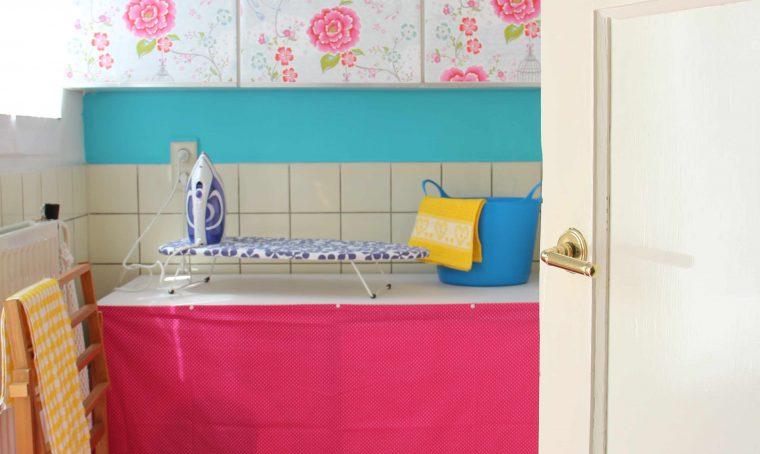 5 trucchi per organizzare la mini lavanderia