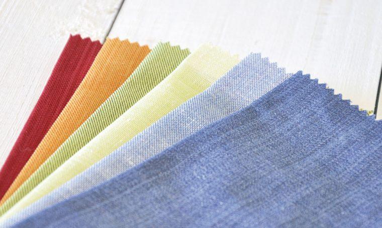 Una tavola di colori