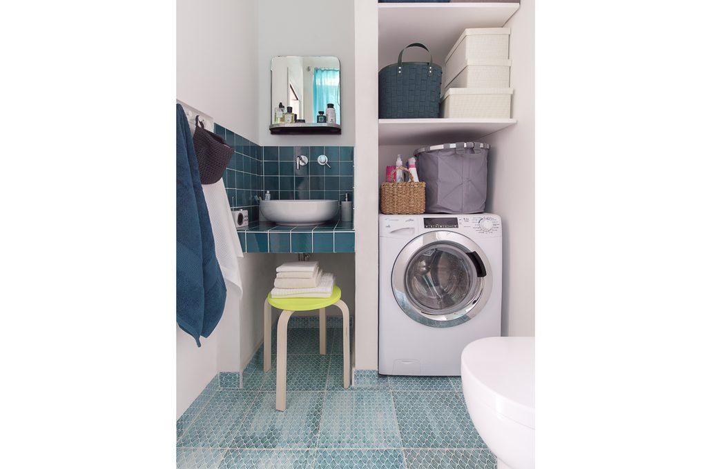 Un bagno in pi al posto del ripostiglio casafacile - Mobili da ripostiglio ...