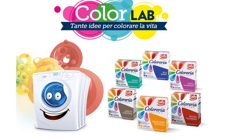 Gioca con Color Lab, vinci con Coloreria Italiana!