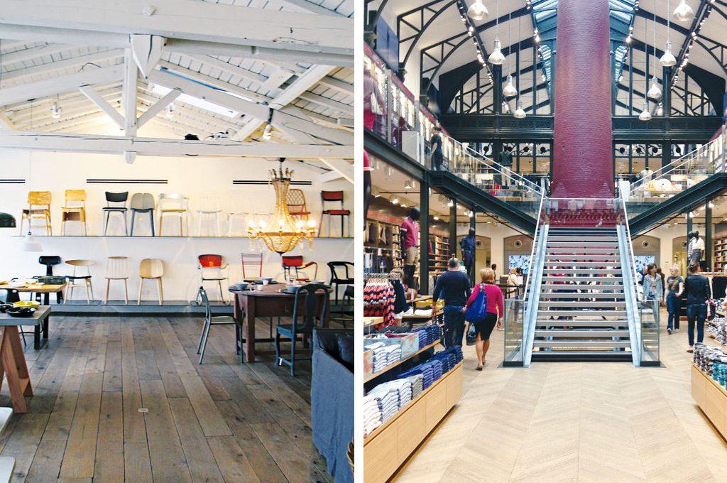 Shopping tour parigi low cost casafacile for Negozi di arredamento economici