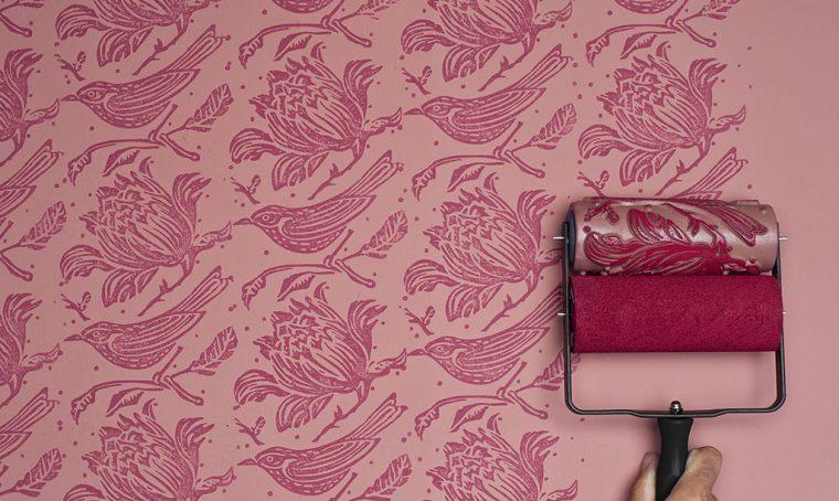 Restyling fai da te: decorare con il rullo