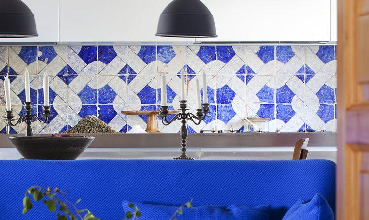 Restyling fai da te: decorare con le piastrelle