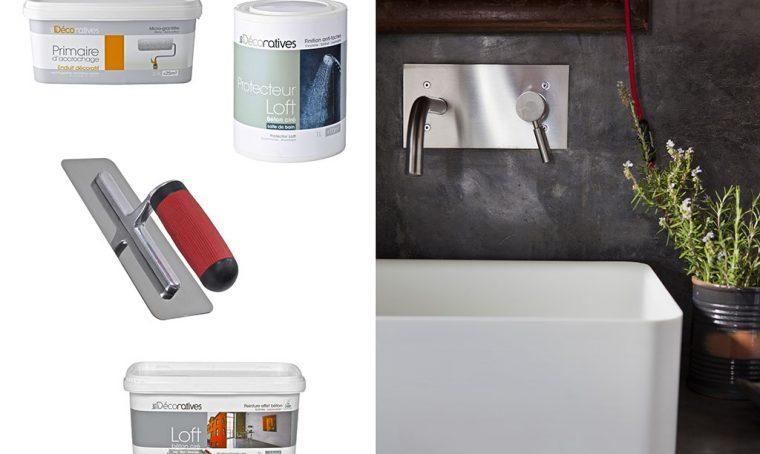 Restyling fai da te: muri effetto cemento