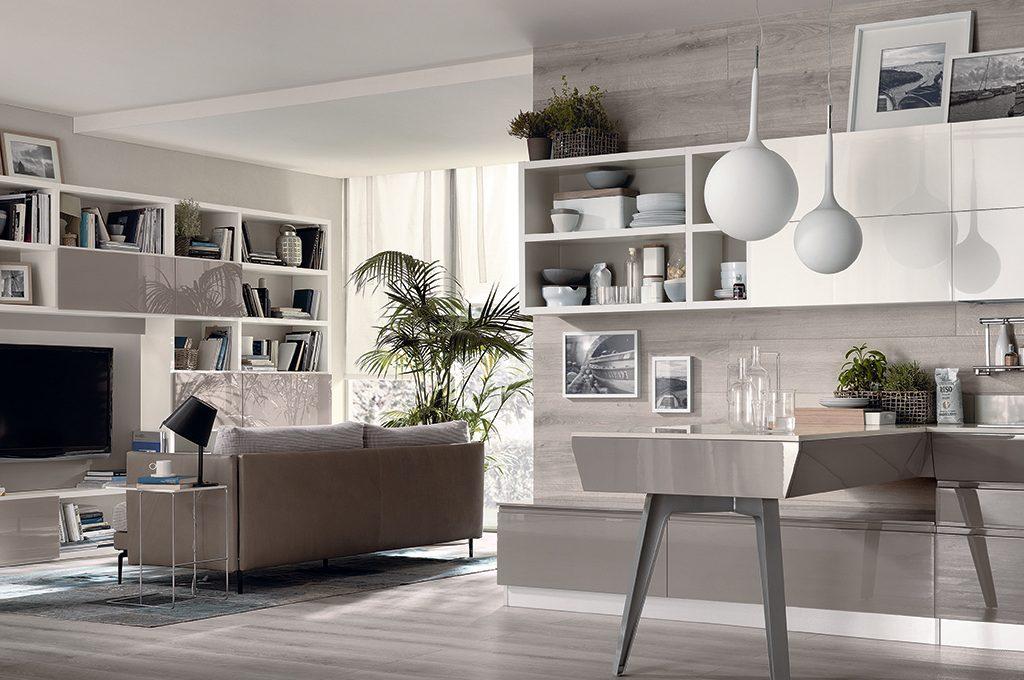 CasaFacile per Scavolini - Un total look per la tua casa - CASAfacile