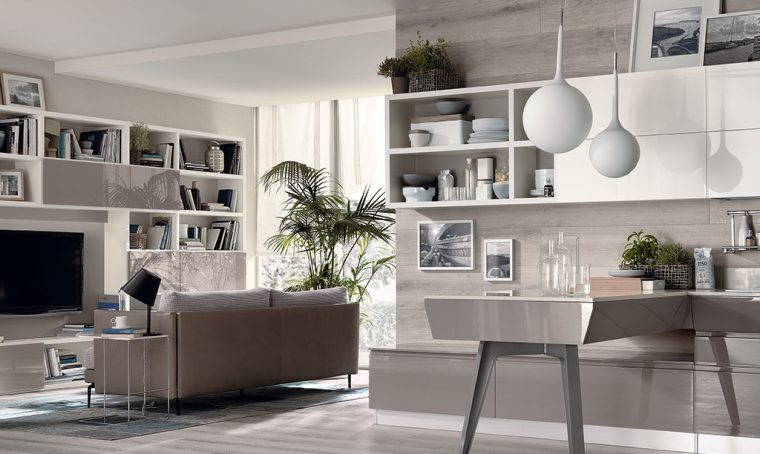 CasaFacile per Scavolini – Un total look per la tua casa