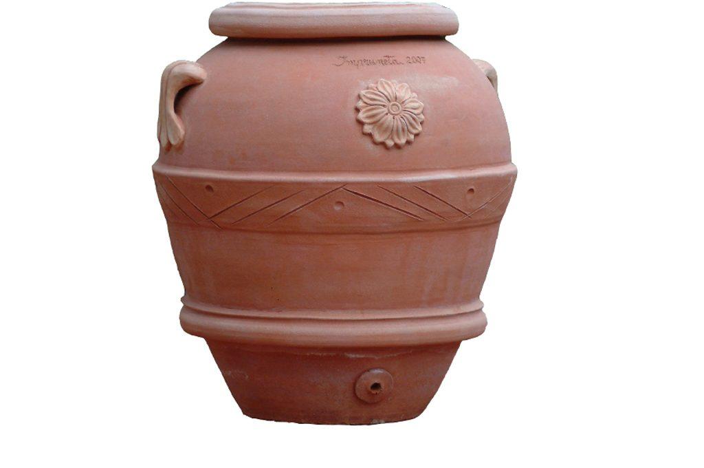 Vaso Di Coccio.Come Aggiustare I Vasi Di Terracotta Casafacile