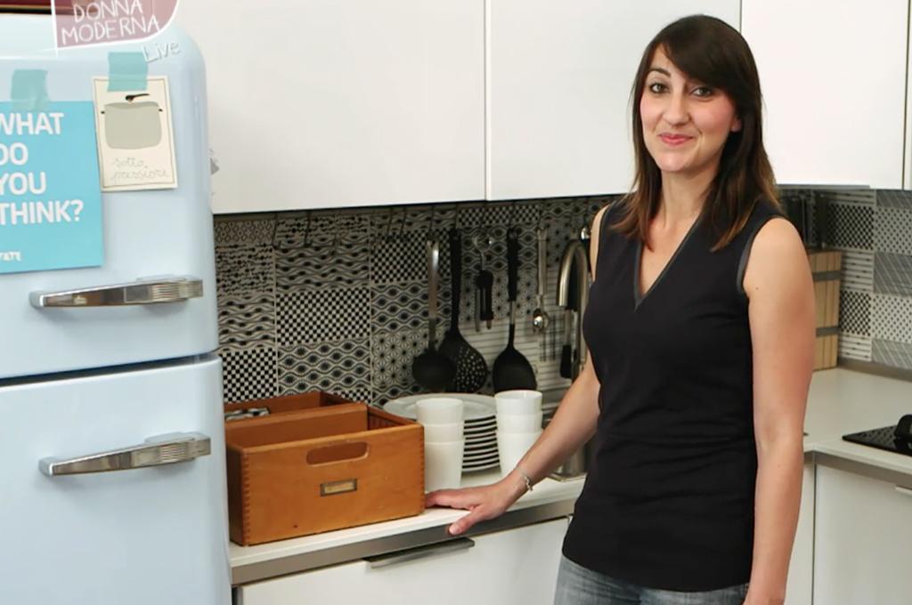 Come organizzare la cucina con originalit casafacile - Organizzare la cucina ...