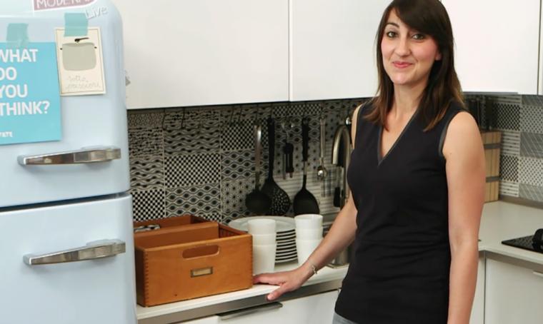 Come organizzare la cucina con originalità