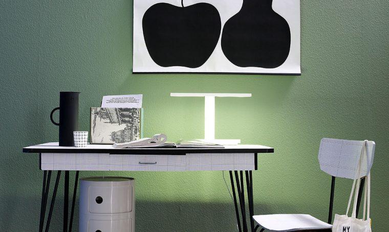 Spunti per un angolo studio fai da te e di design