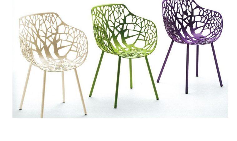 Sedie e tavolini da esterno
