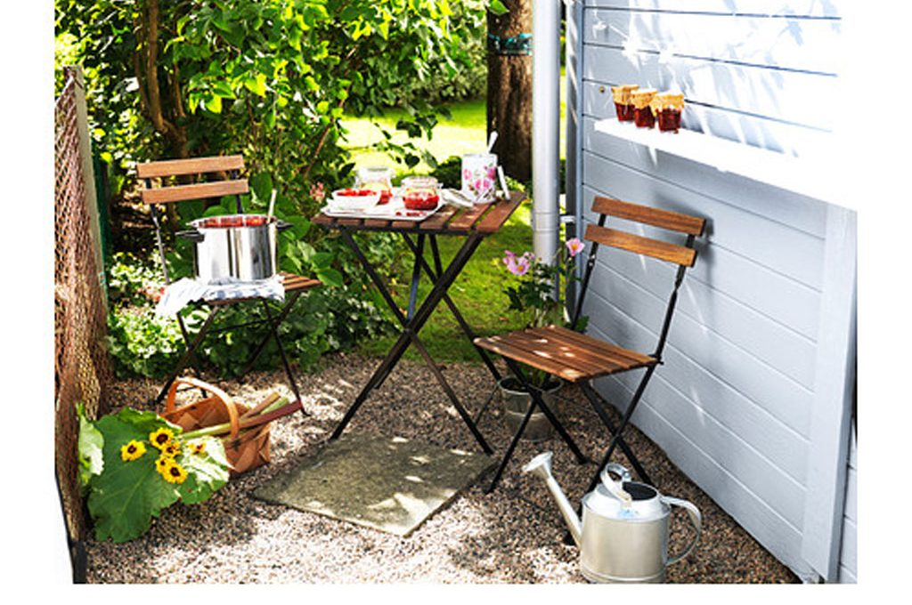 Sedie e tavolini da esterno casafacile for Tavolini da esterno