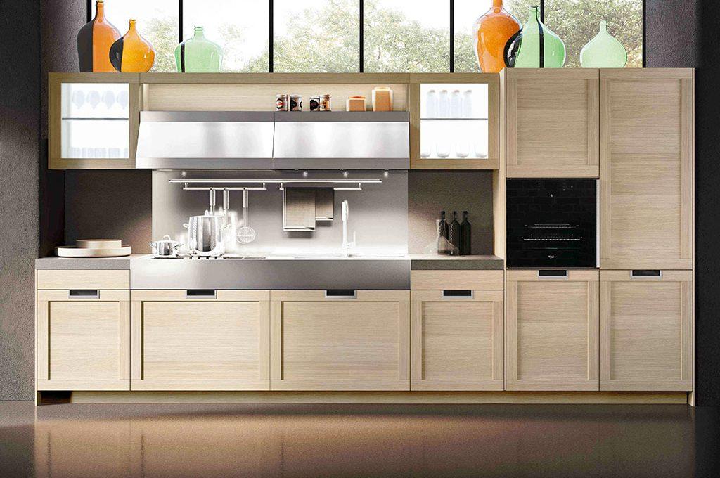 Cucina 3 Metri Lineari Con Lavastoviglie.Progetta La Tua Cucina In 7 Mosse Casafacile