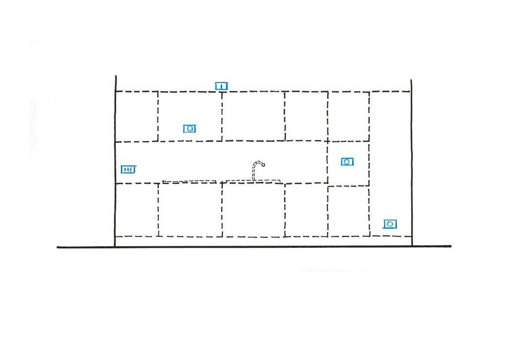 Disegna la tua cucina beautiful free top da abbinare alla for Costruisci il tuo prezzo della casa