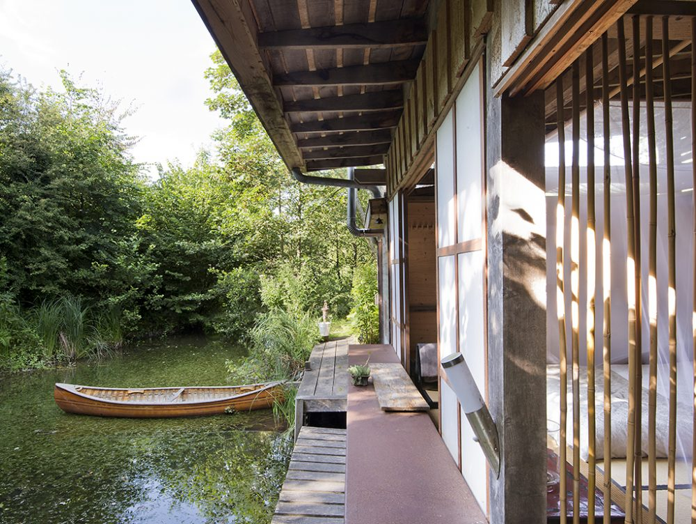 Casa ecologica: come e perché recuperare l'acqua piovana