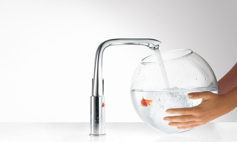 Come ridurre i consumi d'acqua