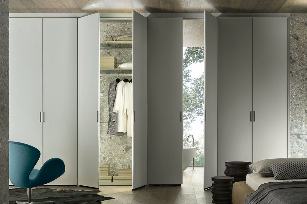 Cabine Armadio Enormi : Come progettare la cabina armadio casafacile