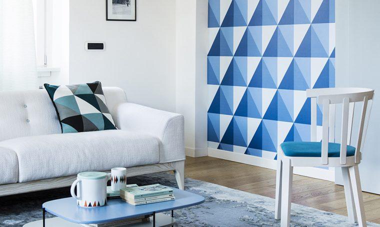 Disegni e oggetti geometrici decorativi: sono trendy e arredano!