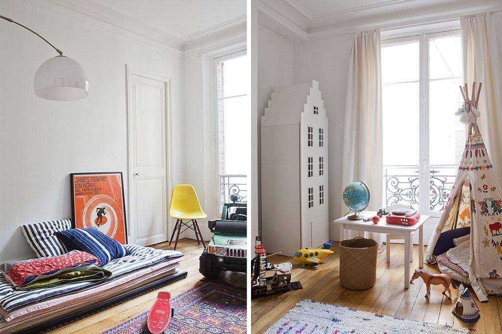 Letto Tra Due Finestre : Per avere più luce apri una finestra tra le stanze casafacile