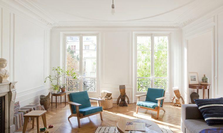 Per avere più luce: apri una 'finestra' tra le stanze