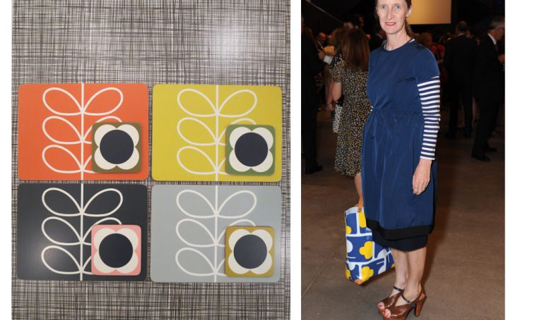 Orla Kiely, designer tra vintage e colore