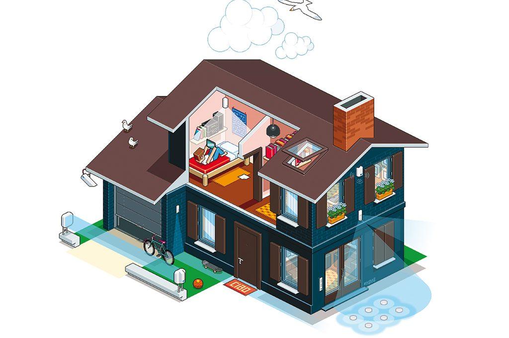 Checklist gratuita progettare la casa domotica elemento