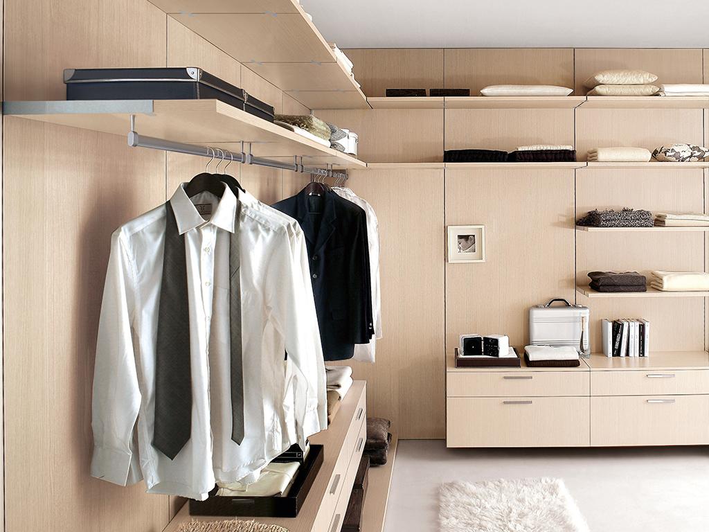 Come progettare una cabina armadio ad angolo casafacile for Arredare cabina armadio