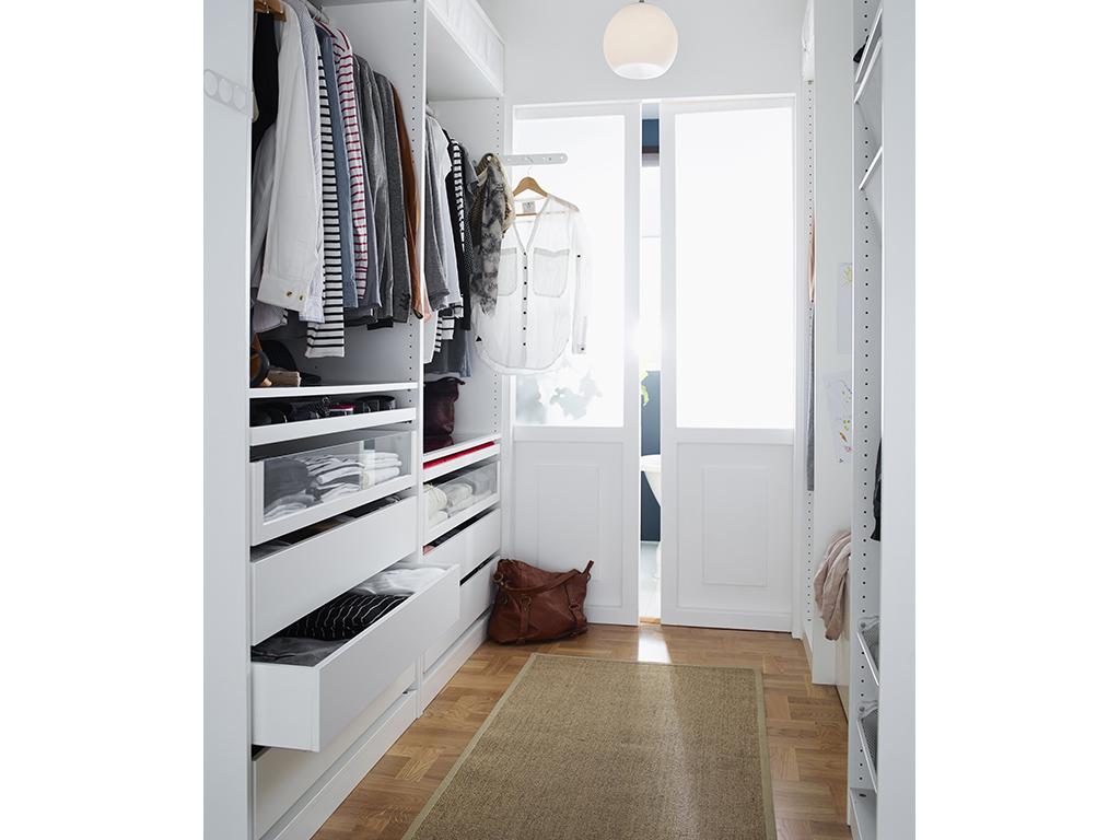 Come progettare la cabina armadio l 39 organizzazione - Arredare una cabina armadio ...